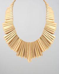 Belle Noel - Mini Dagger Collar Necklace - Lyst