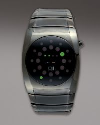 01 The One Watches - Lightmare Binary Watch - Lyst