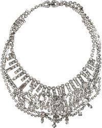Tom Binns - Dumont Swarovski Crystal Necklace - Lyst
