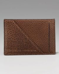 Brunello Cucinelli | Bison Card Case | Lyst