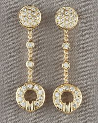 Di Modolo - Tempia Dangle Earrings - Lyst