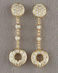 Di Modolo | Tempia Dangle Earrings | Lyst