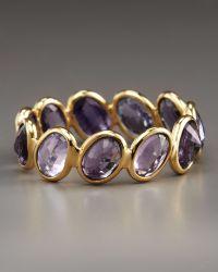 Paolo Costagli - Sapphire Ombre Ring Purple - Lyst
