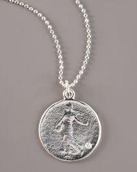 Dominique Cohen - Goddess Diamond Necklace - Lyst