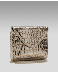 Lauren Merkin Riley Chain-strap Clutch - Lyst