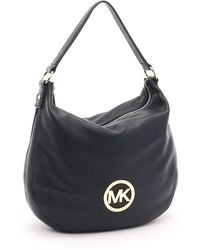 MICHAEL Michael Kors Large Fulton Shoulder Bag - Lyst