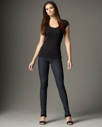 Sold Denim - Spring Street Indigo Pull-on Skinny Jeans - Lyst