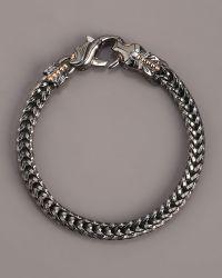 Stephen Webster - No Regrets Snake-chain Bracelet - Lyst