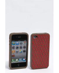 Fendi Iphone 4 4s Case - Lyst