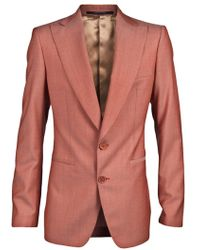 Viktor & Rolf - Peach Suit - Lyst