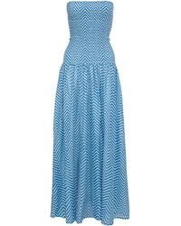 French connection Ziggy Maxi Dress - Lyst