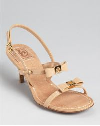 Tory Burch Sandals Kailey Low Heel - Lyst