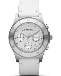 Marc By Marc Jacobs Blade Watch 40mm - Lyst
