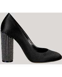 Stella McCartney Brompton Faux-Leather Ankle Boots - Lyst