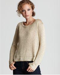 Alice + Olivia Ethan Boxy Sweater - Lyst