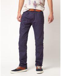 Diesel Diesel Darron Carrot Fit Jeans - Lyst