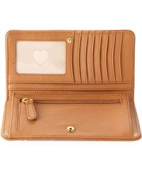 Juicy Couture - Continental Clutch Wallet - Lyst