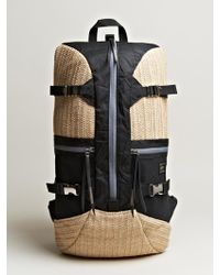 JW Anderson - Jw Anderson X Porter Mens Multi Panel Backpack - Lyst
