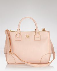 Tory Burch Tote Robinson Double Zip - Lyst