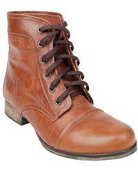Steve Madden Thuunder Boots - Lyst
