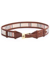 Tory Burch Dash Belt - Lyst
