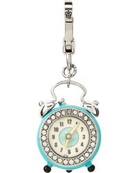 Juicy Couture - Alarm Clock Charm - Lyst