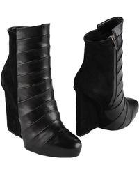 Gareth Pugh - Ankle Boots - Lyst