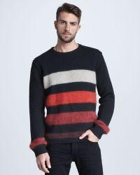 Rag & Bone Bedford Crew Sweater - Lyst