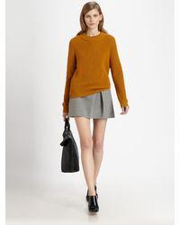 3.1 Phillip Lim Peeledneck Wool Sweater - Lyst