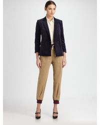 Boy by Band of Outsiders Corduroy Blazer - Lyst
