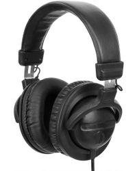 Natalia Brilli Leather Headphones  - Lyst