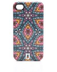 DANNIJO Hixson Iphone 4 Case - Gray