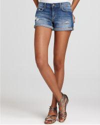 Ash - Joes Jeans Shorts Denim Shorts in Penelope Wash - Lyst