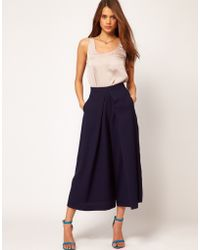 ASOS Collection Asos Extreme Wide Leg Trousers - Lyst