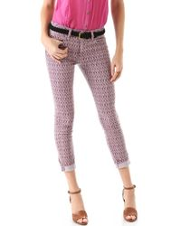Joe's Jeans The High Water Jeans - Lyst