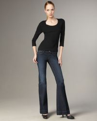 Sold Denim - High-rise Bell-bottom - Lyst
