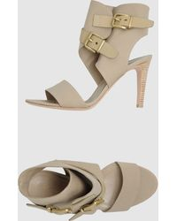Gianvito Rossi Highheeled Sandals - Lyst