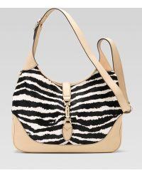 Gucci - Jackie Medium Shoulder Bag - Lyst