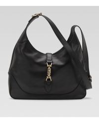 Gucci Jackie Medium Shoulder Bag - Lyst
