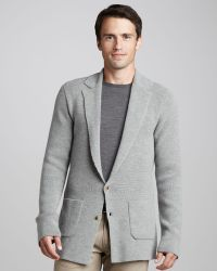 Ralph Lauren Black Label - Twobutton Cardigan Jacket - Lyst