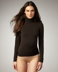 Wolford - Portland Seamless Turtleneck - Lyst