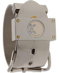 Balenciaga - Montre Acier Silver Watch - Lyst
