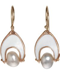 Ten Thousand Things - Keshi Pearl Arabesque Earrings - Lyst