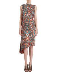 C&T Costello Tagliapietra - Floral Berries Dress - Lyst