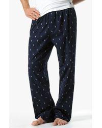 Polo Ralph Lauren Print Lounge Pants Big - Lyst