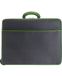 Valextra - Avietta Suitcase with Piretti Wheels - Lyst