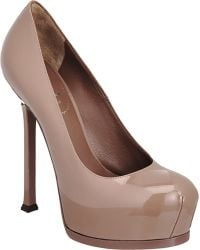 Saint Laurent Tribtoo Pump - Lyst
