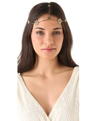 House of Harlow 1960 - Coin Headpiece - Lyst