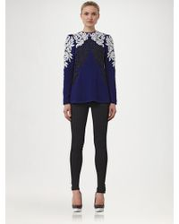 Stella McCartney Embroidered Top - Lyst