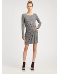Thakoon Addition Hip Banded Dress - Lyst